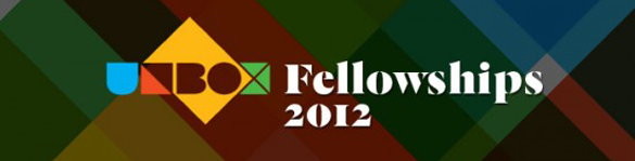 UnBox Fellowships 2012 - banner graphic
