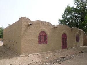 AVN - nubian vault building